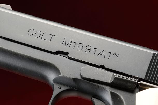 WA「コルトM1991A1コンパクト・ヒートカスタム」製品レビュー