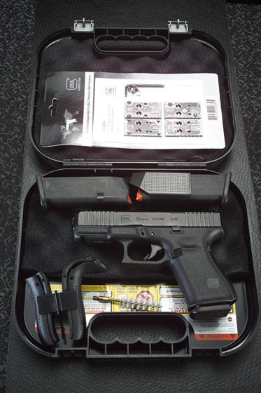 実銃レポート G19 Gen5 MOS FS