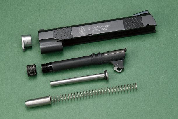B.W.C.「SW1911SC TFSモデル モデルガン」製品レビュー
