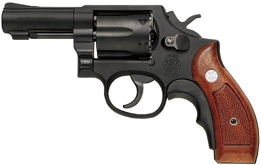 タナカ「S&W M13 3インチ FBIスペシャル HW Ver.3 ガスガン」製品レビュー