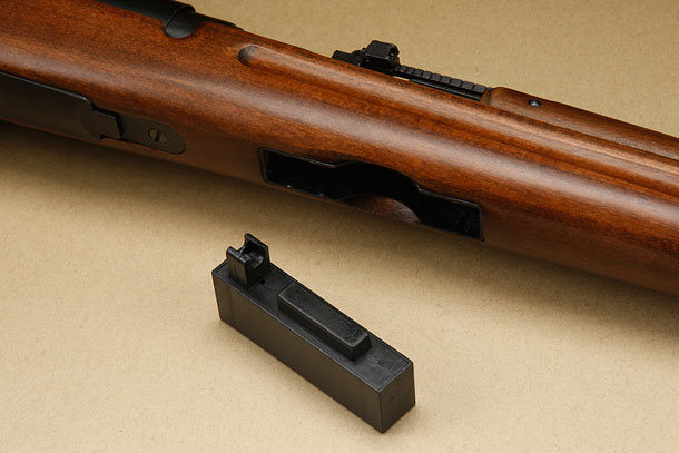 S&T「九七式狙撃銃エアコッキングガン」製品レビュー