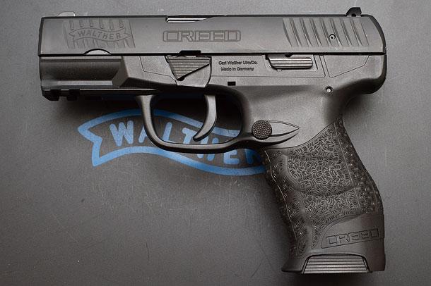 実銃レポート「WALTHER PPQ M2 Q4 TAC Combo」