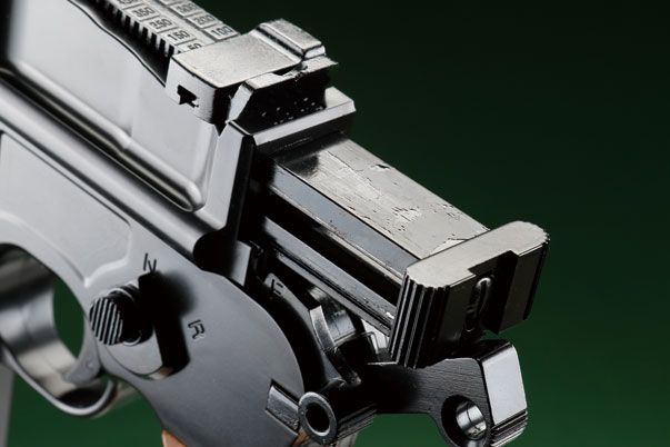 ARMORER WORKS「モーゼルM712ガスブローバック フェイクウッド」製品レビュー