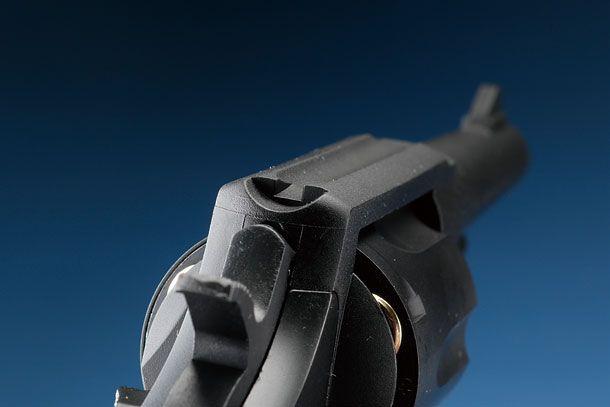 タナカ「スミス&ウェッソンM10 ミリタリー&ポリス4インチ ヘビーウエイトVer.3ガスガン」製品レビュー