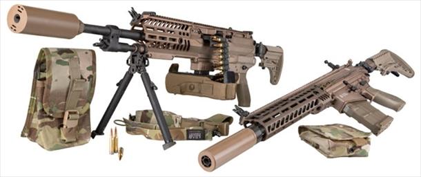 そろそろアメリカ軍はM4じゃなくなる?陸軍の次世代分隊火器選定が進む ...