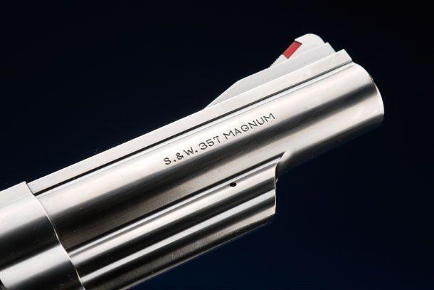 タナカ「スミス&ウェッソン M66 4インチコンバットマグナム Ver.3ガスガン」製品レビュー