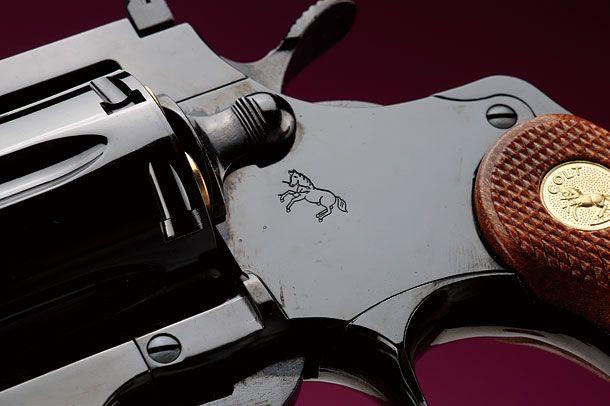 """タナカ「コルトパイソン.357マグナム 2.5インチ""""R-model"""" スチールフィニッシュモデルガン」製品レビュー"""