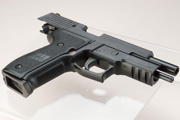 トイガンリアル仕上げ術「P226」