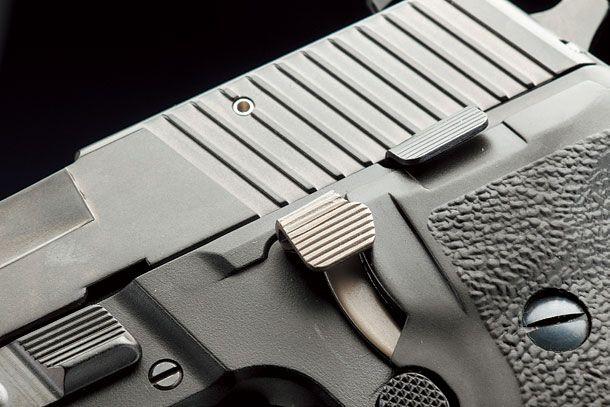 タナカ「SIG P226 Mk25 EVO2 フレームHWモデルガン」製品レビュー