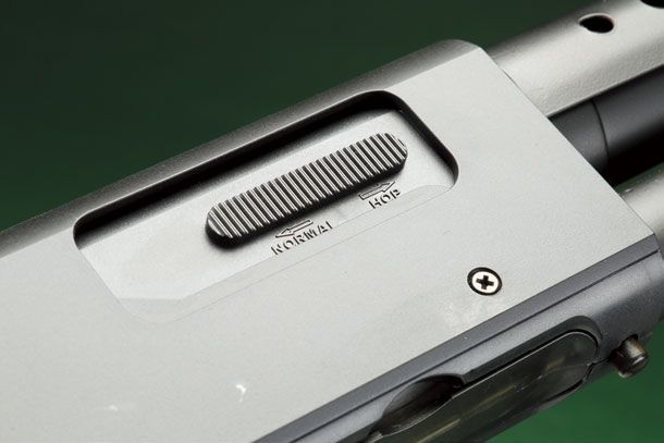 AGM「モスバーグM500 エアーショットガンシリーズ」製品レビュー