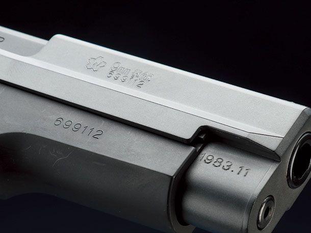 タナカ「SIG P220陸上自衛隊 EVO2フレームHWモデルガン」製品レビュー