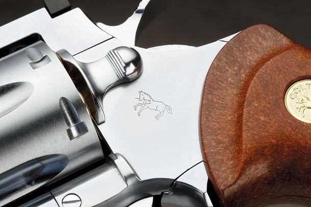 """タナカ「コルトパイソン.357マグナム 4インチ""""R-model"""" ステンレスフィニッシュガスガン」製品レビュー"""