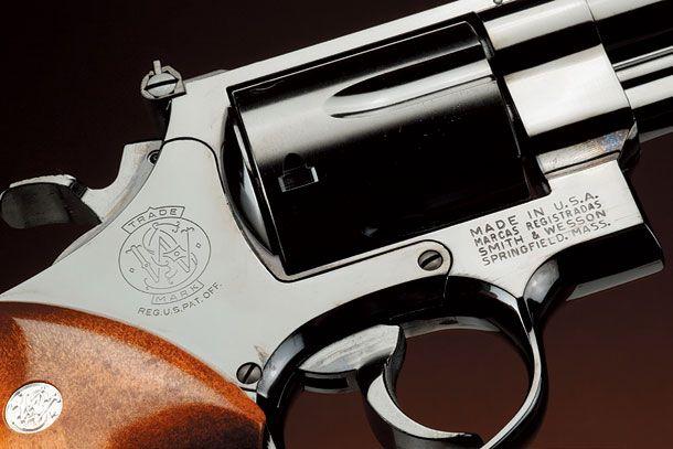 タナカ「S&W M29カウンターボアード4インチ&8-3/8インチVer.3スチールフィニッシュガスガン」製品レビュー
