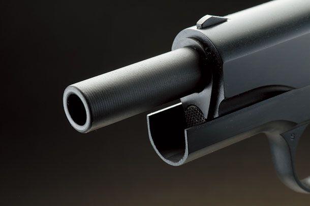 エラン「ガルシアモデル コルトライトウエイトコマンダー.38スーパー」製品レビュー