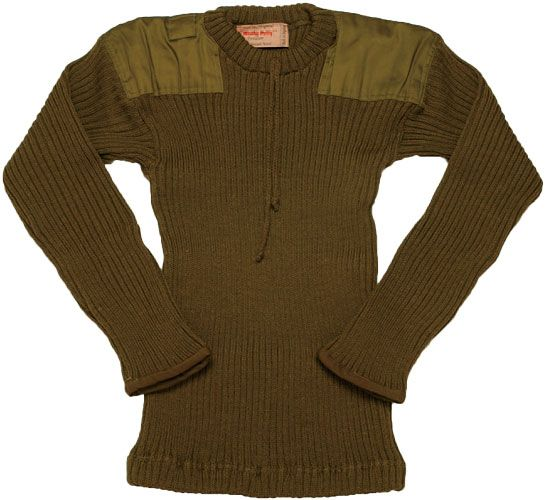 KEMPTON  WOOLLY PULLY イギリス軍セーター WWIIレプリカ