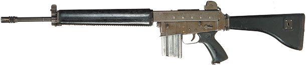 アーマライト AR18アサルトライフル【無可動実銃の魅力】