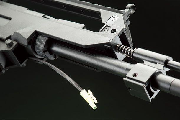 S&T「H&K G36K スポーツライン電動ガンBK」製品レビュー