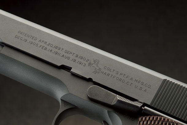 WA「コルトM1911A1 パールハーバーブラストパーカーver.」製品レビュー