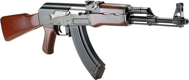 次世代電動ガン AK47