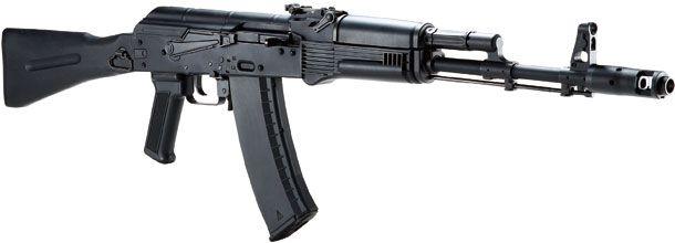 ガスブローバックガン AK74M
