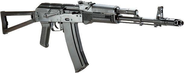 ガスブローバックガン AKS74M
