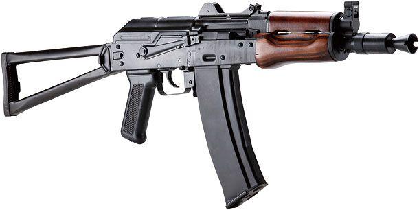 ガスブローバックガン AKS74U