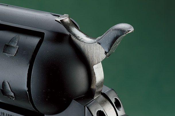 ハートフォード「SAA.45 ラバー・モデル」製品レビュー