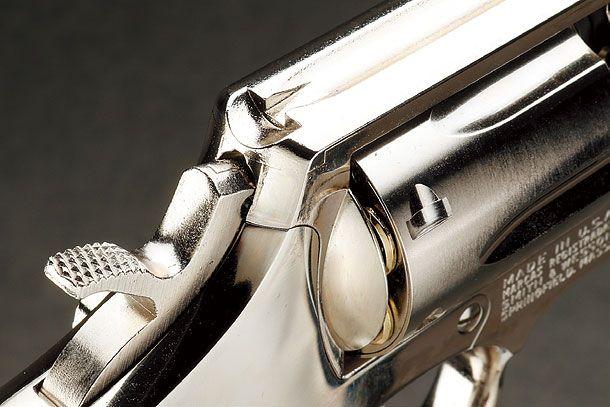 タナカ「S&W M10ミリタリー&ポリス4インチ ニッケルフィニッシュVer.3ガスガン」製品レビュー