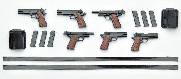 リトルアーモリー M1911A1&コマンダータイプ