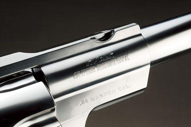 マルシン スーパーレッドホーク.44マグナムタイプ 6mmBB Xカートリッジシリーズ