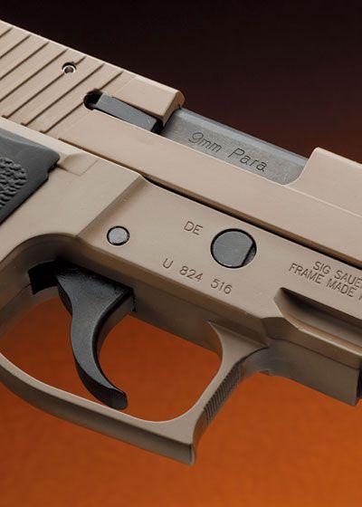 タナカ「SIG P226 Mk25デザートEVO2フレームHWモデルガン」製品レビュー