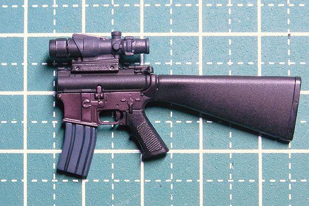 リトルアーモリー M16A4タイプを作ろう