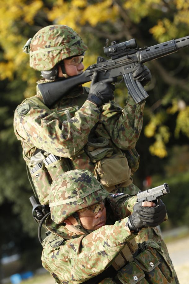 独占取材】陸上自衛隊AASAM18訓練隊レポート   ニュース   アームズ ...