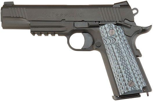 東京マルイ「ガスブローバックガン M45A1 ブラック」製品レビュー
