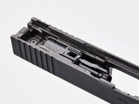 東京マルイ「グロック17 Gen.4 ガスブローバックガン」製品レビュー