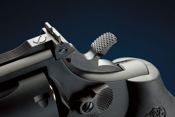 タナカ「スモルトリボルバー4インチ ヘビーウエイトVer.3ガスガン」製品レビュー