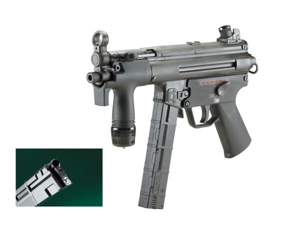 MP5K P.E.A.K.E.R. B.R.S.S.