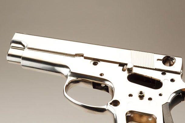 マルシン M39&M439組み立てキットOEM限定色