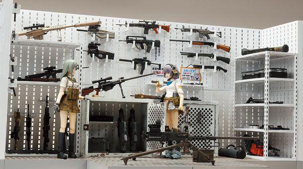 LittleArmory 武器室Aを作ろう!