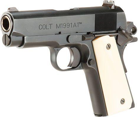 ウエスタンアームズ  M1991A1コンパクト ヒート・カスタム