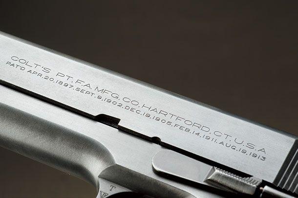 ウエスタンアームズ  M1911ゲッタウェイ/ビンテージ