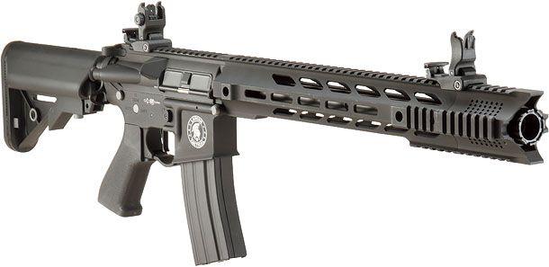 Lancer Tactical「G2 LT-25 SPRインターセプタープロライン電動ガンブラック」製品レビュー