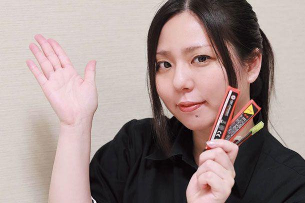 かすみんが「リポバッテリー」をくわしく解説!