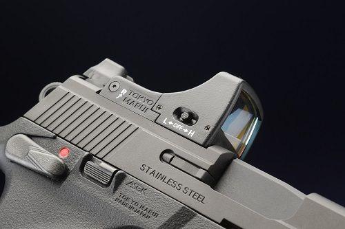 東京マルイ「FNX-45タクティカルブラック」