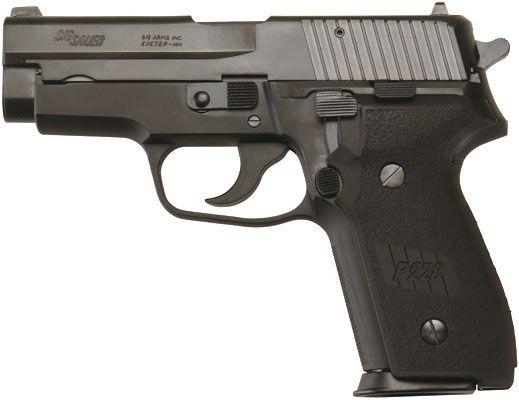 タナカ「SIG P228 EVO2 フレームヘビーウエイトモデルガン」製品レビュー