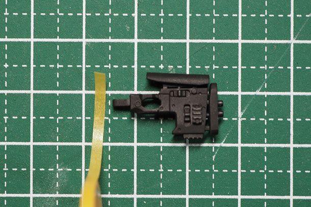 リトルアーモリー XM2010タイプを作ろう!
