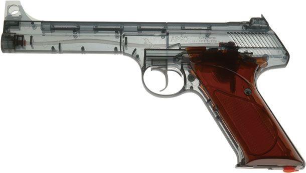 アルゴ舎「3インチショートバレルウッズマン飛葉モデル&357スーパーウッズマン飛葉モデルthe Water Gun」製品レビュー