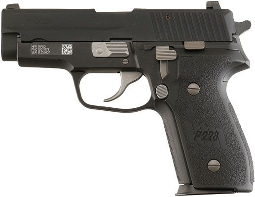 タナカ「SIG P228 M11 EVO2フレームヘビーウエイト」製品レビュー