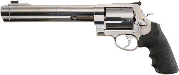 タナカ「S&W M500 8-3/8インチ ステンレスジュピターフィニッシュ Ver.2ガスガン」製品レビュー