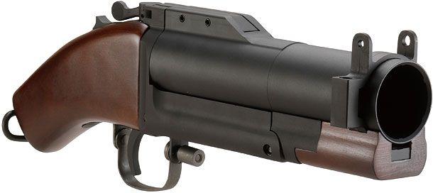 キングアームズ「M79グレネードランチャー&ショート」製品レビュー